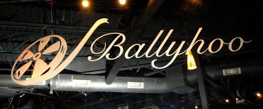 Ballyhoo Restaurant and Night club - We Will Have You Laughing or Crying